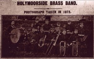 Holymoorside Band 1872