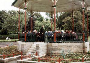 Holymoorside Band Early 1990s